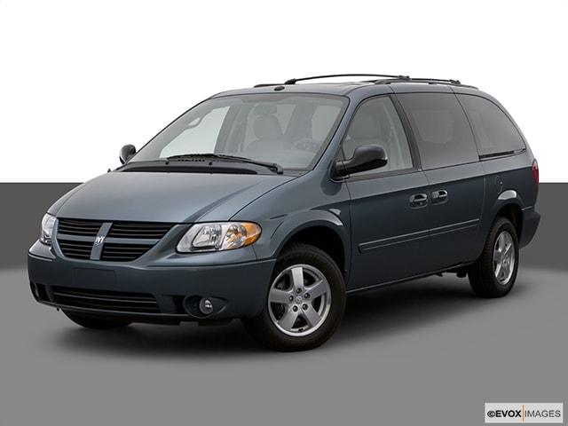 2007 Dodge Grand Caravan SXT Van