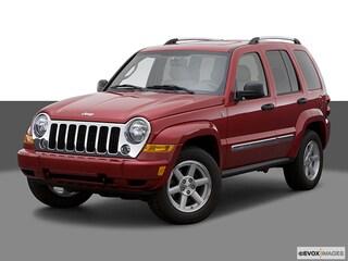 2007 Jeep Liberty Limited Edition SUV 1J8GL58K67W604922
