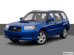 Used 2007 Subaru Forester 2.5X SUV Nashua New Hampshire