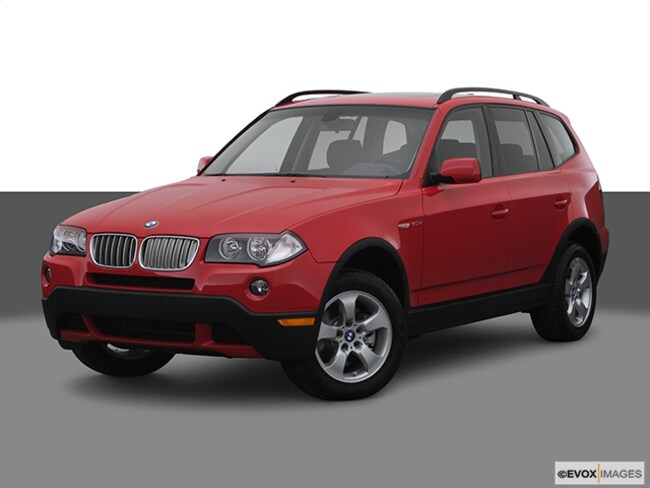 Bargain used vehicle 2007 BMW X3 3.0si SAV for sale near you in Chantilly, VA