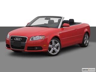 2007 Audi A4 2.0T Convertible