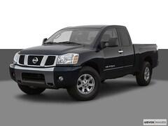 2007 Nissan Titan XE Truck King Cab