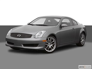 2007 INFINITI G35 Base Coupe