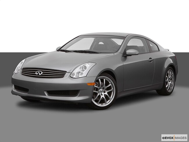 Used 2007 Infiniti G35 Coupe For Sale East Petersburg Pa