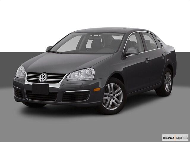 2007 Volkswagen Jetta Sedan