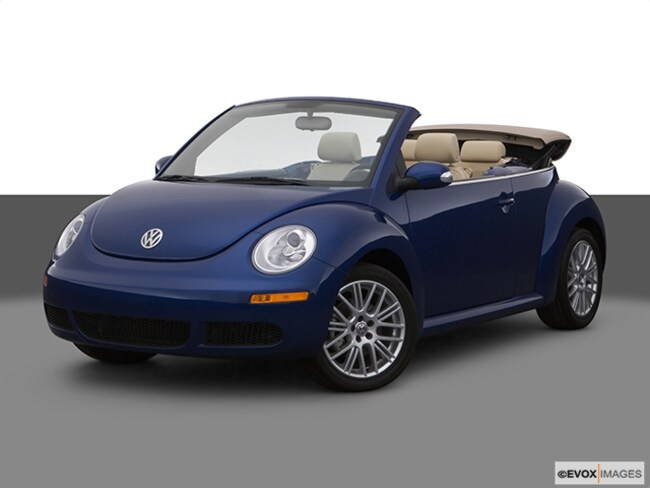 Used 2007 Volkswagen Beetle 2.5L Convertible Macon, GA