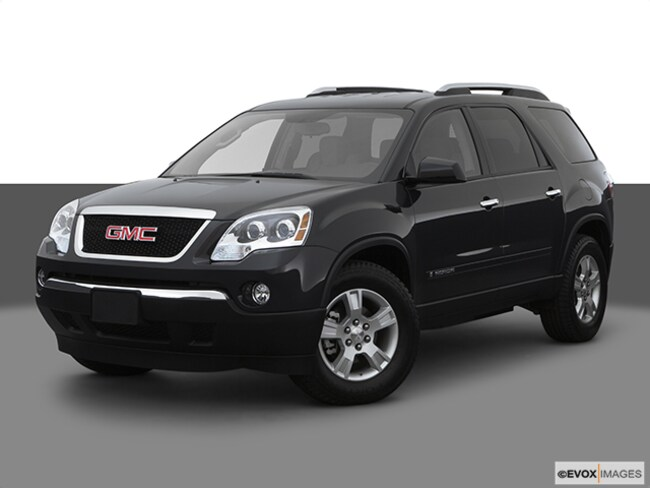 Used 2007 GMC Acadia SLT SUV for sale in Decatur, IL