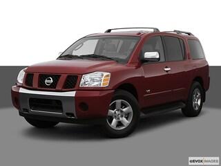 2007 Nissan Armada LE w/FFV SUV