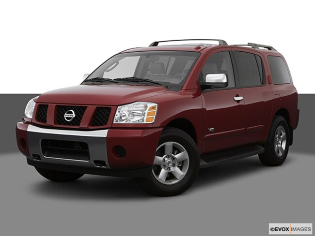 Used vehicle 2007 Nissan Armada SUV for sale near you in Lakewood, CO