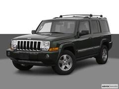 2007 Jeep Commander Sport 4WD  Sport