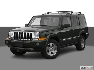 Used 2007 Jeep Commander Limited SUV for Sale in Anchorage