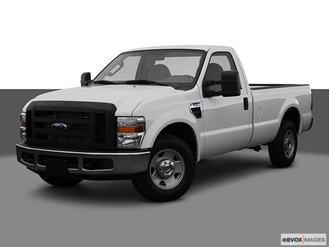2008 Ford Super Duty F250 XL