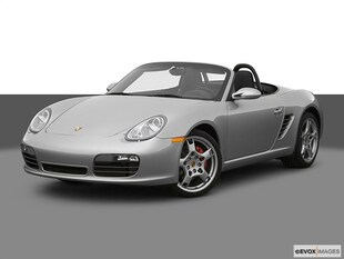 2007 Porsche Boxster S Convertible