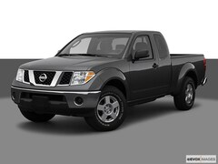 2007 Nissan Frontier Truck King Cab