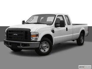 2008 Ford F250 Super PICKUP