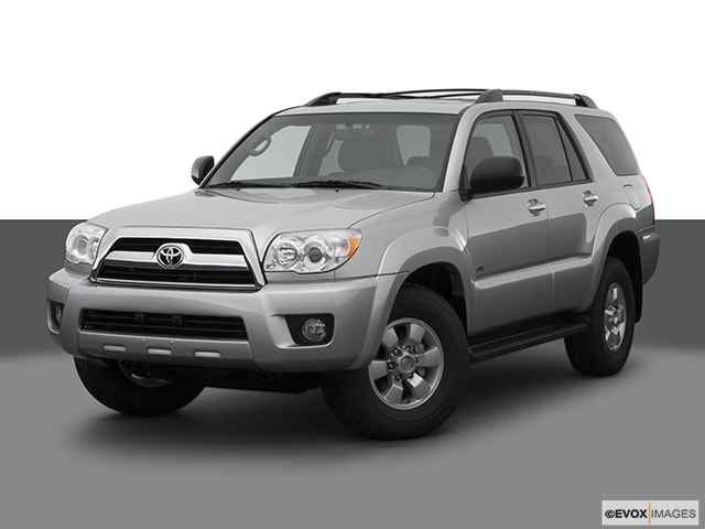 Used 2007 Toyota 4Runner SUV For Sale In Port Arthur