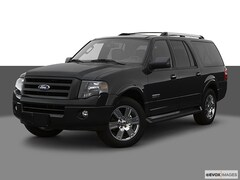 Bargain Used 2007 Ford Expedition EL Limited SUV under $12,000 for Sale in Sinking Spring, PA