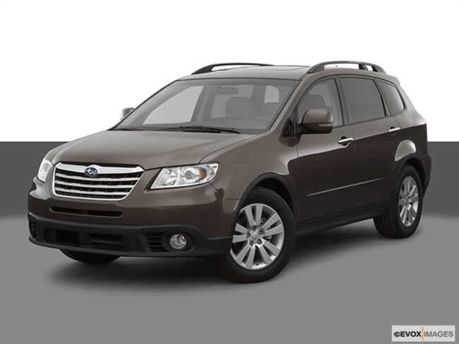 Used 2008 Subaru Tribeca 7-Pass Ltd w/DVD/Nav Sport Utility for sale in Boston, MA
