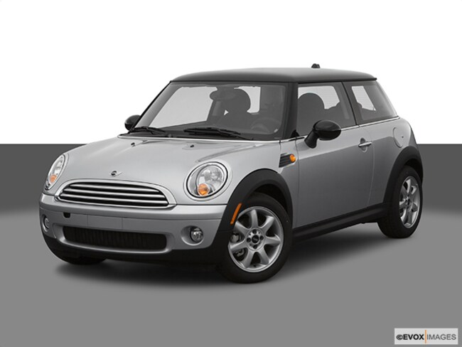 Bargain  2007 MINI Cooper Hardtop 2DR LEATHER PANORAMIC ROOF SUPER CLEAN Coupe in Ardmore, OK