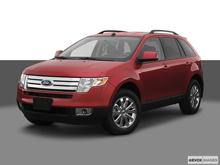 Used 2007 Ford Edge SEL Plus AWD SEL Plus  Crossover Olympia, WA