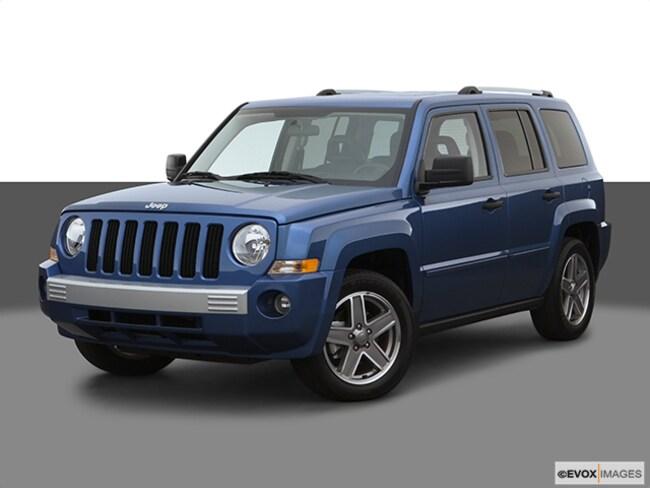 2007 Jeep Patriot Limited SUV