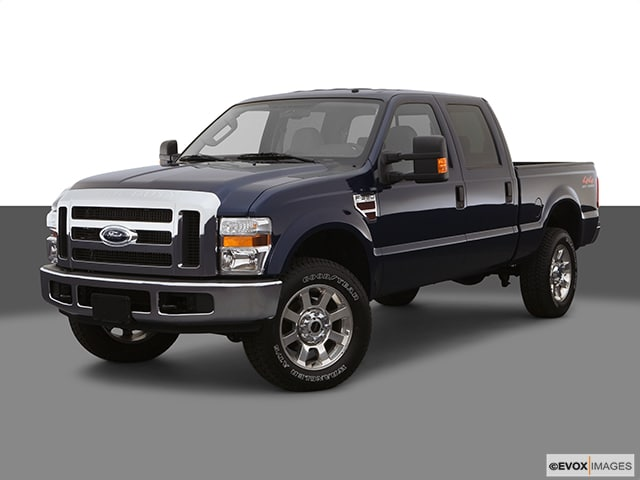 2008 Ford F-350 King Ranch Cab; Crew