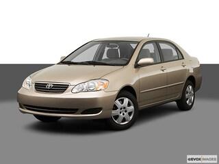 2008 Toyota Corolla CE Sedan 4D
