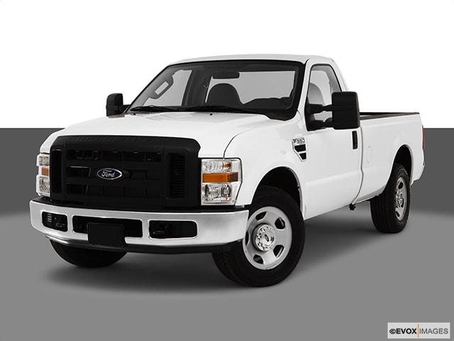 Ford F 350 XLT Crew Cab Long Bed DRW 2WD