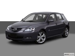 Used 2008 Mazda Mazda3 HB s Hatchback in Burlingame, CA