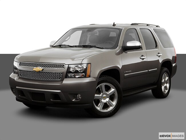 2008 Chevrolet Tahoe Sedan