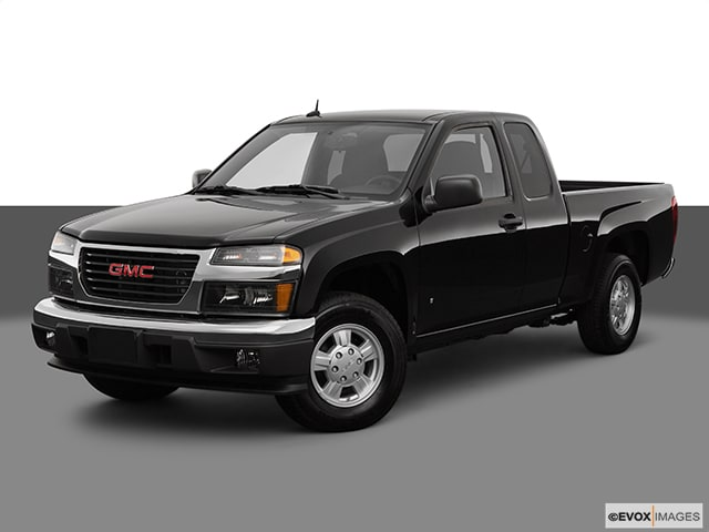 2008 GMC Canyon SLE2 Truck Extended Cab