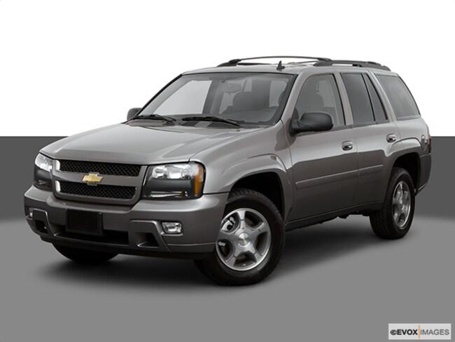 2008 Chevrolet Trailblazer LS SUV