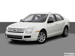 2008 Ford Fusion I4 S Sedan