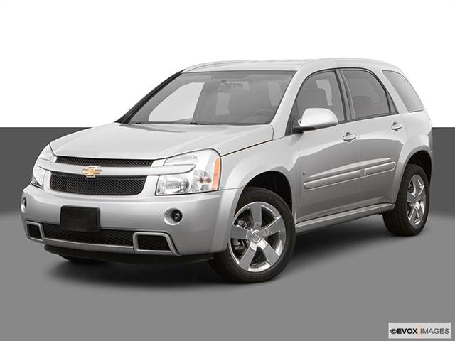 2008 Chevrolet Equinox SUV