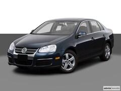 2008 Volkswagen Jetta Wolfsburg Edition Sedan