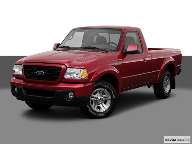 2008 Ford Ranger Long Bed Truck