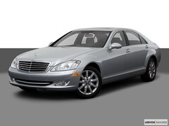 2008 Mercedes-Benz S-Class Base Sedan