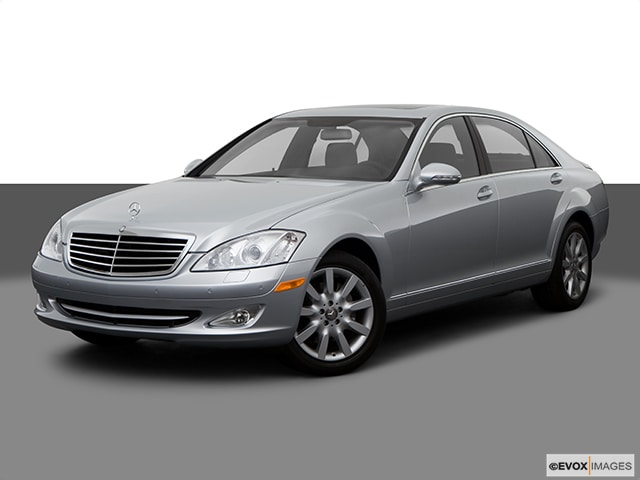 2008 Mercedes Benz S Class Base Sedan