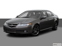 2008 Acura TL Type S Navigation Sedan