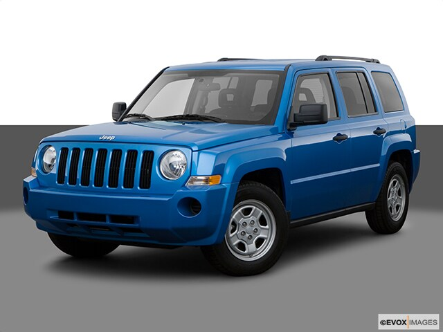 2008 Jeep Patriot FWD Sport SUV 4 Cyl.