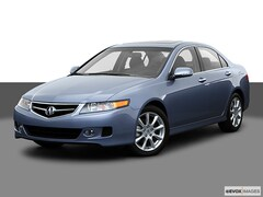 2008 Acura TSX Base w/Navigation Sedan
