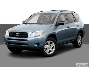 2008 Toyota RAV4 Limited SUV