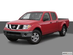 2008 Nissan Frontier LE Truck Crew Cab 1N6AD09W78C406459 for sale in Manahawkin, NJ at Causeway Nissan