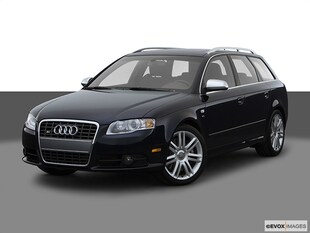 2008 Audi A4 2.0T Avant Special Edition Wagon