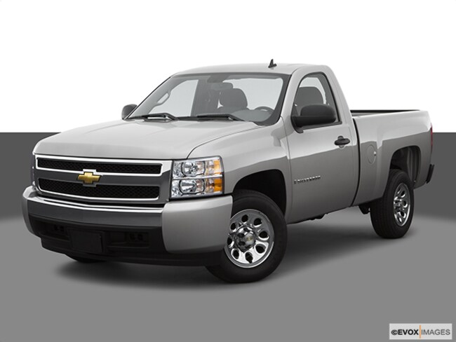 Used 2008 Chevrolet Silverado 1500 Truck Extended Cab for sale in Houston, TX