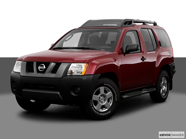 Exceptional Used 2008 Nissan Xterra S SUV For Sale Near Atlanta