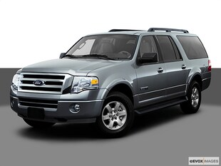2008 Ford Expedition EL XLT SUV