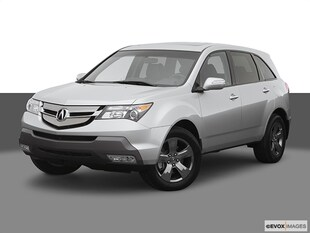 2008 Acura MDX 3.7L Sport Pkg w/Entertainment Pkg SUV