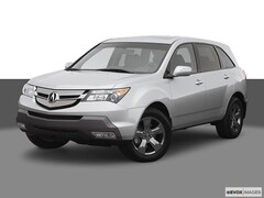 2008 Acura MDX Sport/Entertainment Pkg Full Size SUV