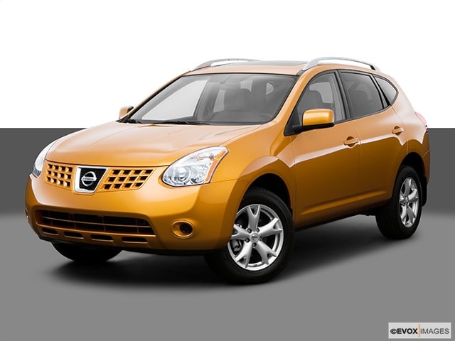Used 2008 Nissan Rogue SL SUV In Jacksonville